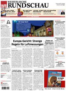 Westfälische Rundschau Hagen-Süd - 27. Juni 2019