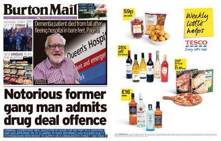 Burton Mail – October 17, 2019