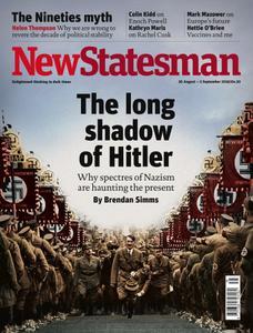 New Statesman - 30 August - 5 September 2019