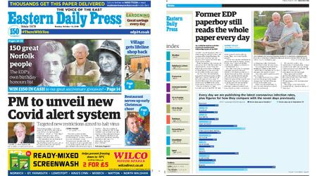 Eastern Daily Press – October 12, 2020