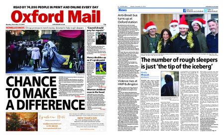 Oxford Mail – December 10, 2018
