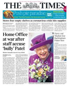 The Times - 20 February 2020