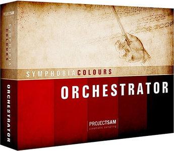 ProjectSAM Symphobia Colours Orchestrator v1.3 KONTAKT