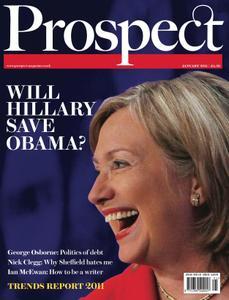 Prospect Magazine - January 2011