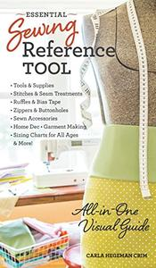 Essential Sewing Reference Tool: All-in-One Visual Guide [Repost]