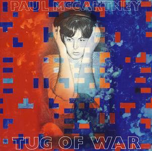 Paul McCartney - Tug Of War (1982) [LP,Japan,DSD128]