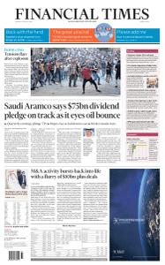 Financial Times Middle East - August 10, 2020