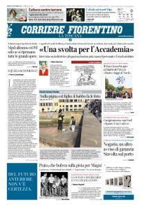 Corriere Fiorentino La Toscana - 28 Ottobre 2017