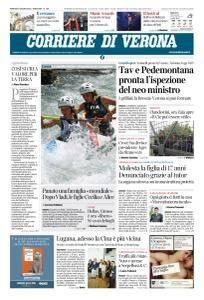 Corriere di Verona - 5 Giugno 2018