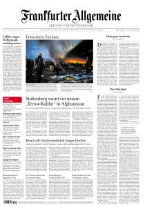 Frankfurter Allgemeine Zeitung - 18 November 2020