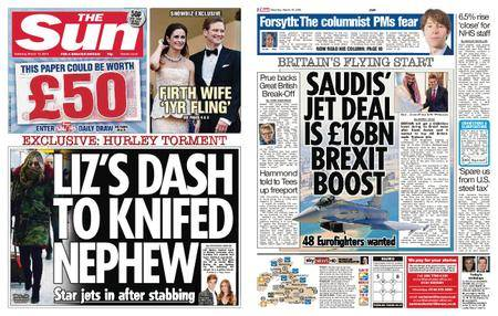 The Sun UK – 10 March 2018