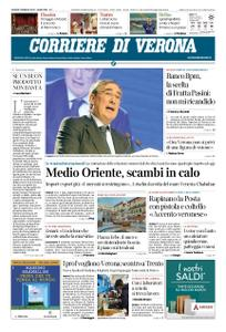 Corriere di Verona – 09 gennaio 2020
