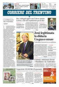 Corriere del Trentino - 10 Marzo 2018