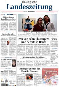 Thüringische Landeszeitung – 25. Januar 2019