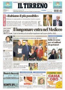 Il Tirreno Livorno - 10 Gennaio 2018