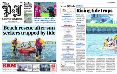 The Press and Journal Moray – July 26, 2019