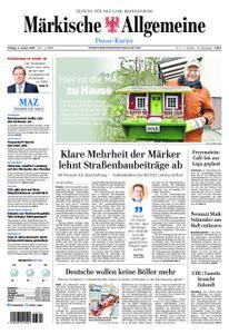 Märkische Allgemeine Dosse Kurier - 04. Januar 2019