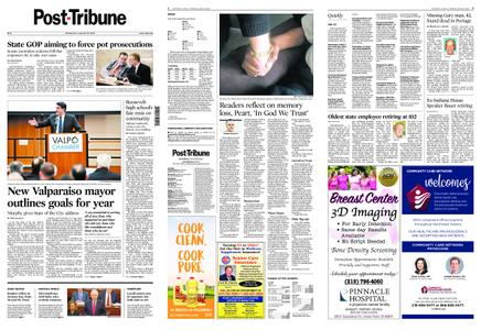 Post-Tribune – January 29, 2020