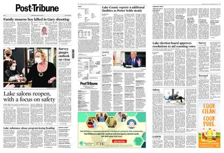 Post-Tribune – May 20, 2020