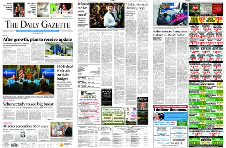 The Daily Gazette – April 01, 2019