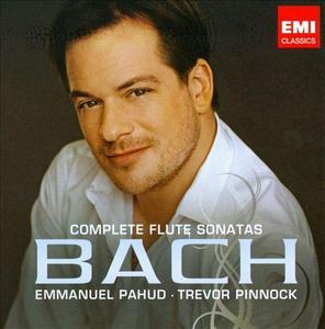 Emmanuel Pahud, Trevor Pinnock - J.S. Bach: Complete Flute Sonatas (2008) (Repost)