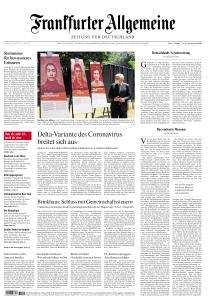 Frankfurter Allgemeine Zeitung - 19 Juni 2021