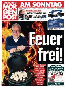 Hamburger Morgenpost - 21 April 2019