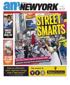 AM New York - June 05, 2019