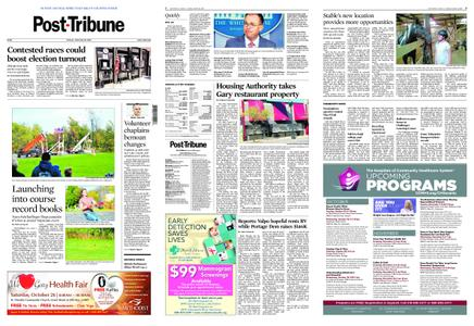 Post-Tribune – October 20, 2019