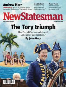 New Statesman - 15 - 21 May 2015