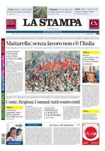 La Stampa Torino Provincia e Canavese - 1 Maggio 2020