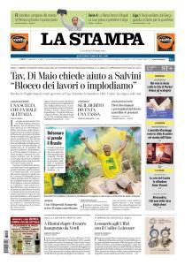 La Stampa Imperia e Sanremo - 29 Ottobre 2018