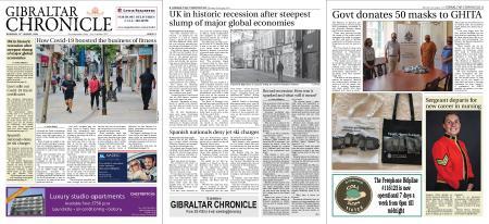 Gibraltar Chronicle – 13 August 2020