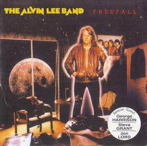 The Alvin Lee Band - Freefall (1980) Re-up