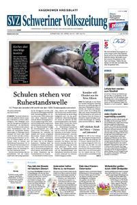 Schweriner Volkszeitung Hagenower Kreisblatt - 23. April 2019