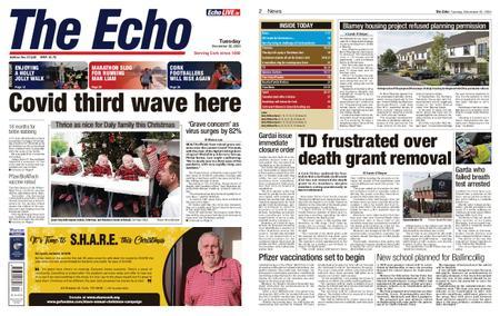 Evening Echo – December 22, 2020