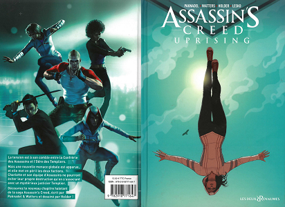 Assassin Creed Uprising - Tome 1