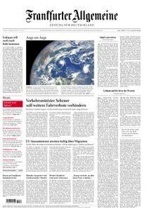 Frankfurter Allgemeine Zeitung F.A.Z. - 15. September 2018