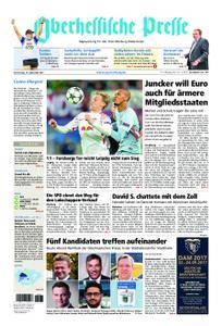 Oberhessische Presse Marburg/Ostkreis - 14. September 2017