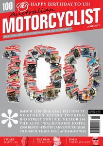 Australian Motorcyclist - June 2021