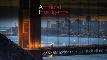 The Artificial Intelligence Conference - San Francisco 2018