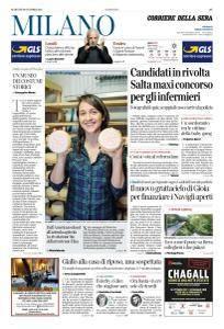 Corriere della Sera Milano - 10 Ottobre 2017