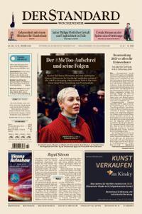 Der Standard – 11. Januar 2020