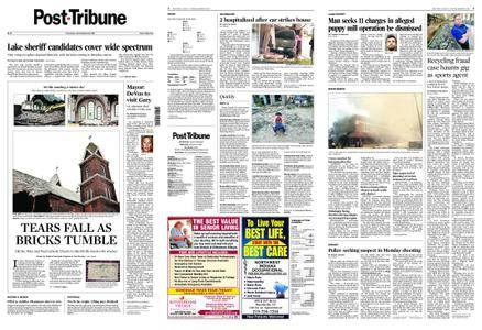 Post-Tribune – September 14, 2017