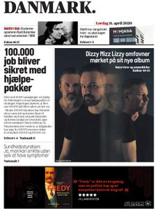 JydskeVestkysten Varde – 11. april 2020