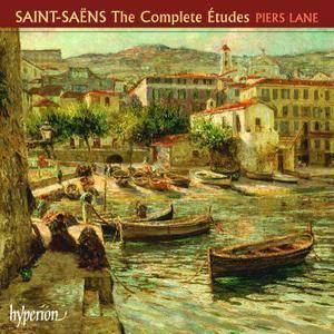 Piers Lane - Camille Saint-Saens: The Complete Etudes (1998) [Re-Up]