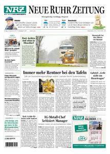 NRZ Neue Ruhr Zeitung Essen-Postausgabe - 22. Dezember 2017