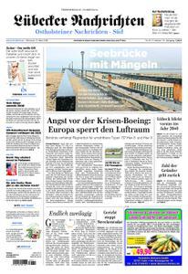 Lübecker Nachrichten Ostholstein Süd - 13. März 2019