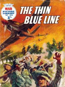 War Picture Library 0096 - The Thin Blue Line [1961] (Mr Tweedy