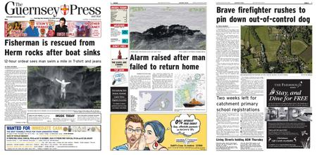 The Guernsey Press – 30 November 2019